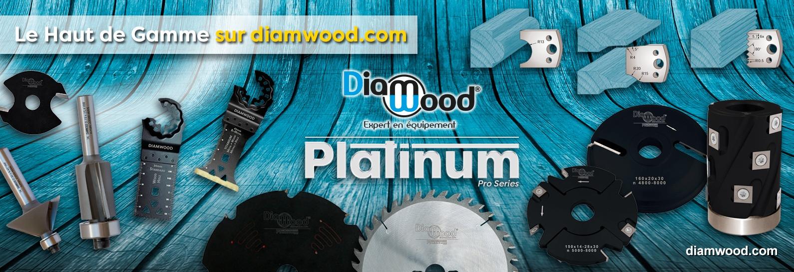 Diamwood Platinum